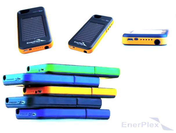 custodie solari iphone