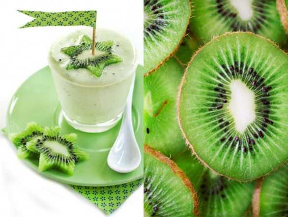 frullati kiwi