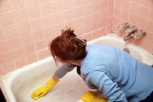 muffa in bagno