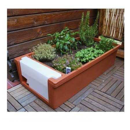 sistemi per orto sul balcone idee green