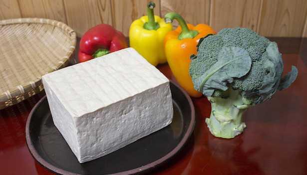tofu fatto in casa con o senza nigari