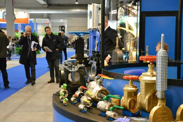 Un'immagine di BioEnergy Italy 2013