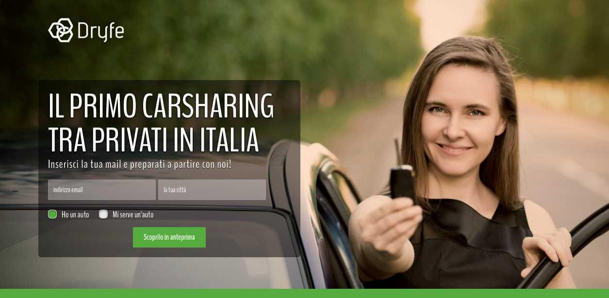 car sharing peer-to-peer
