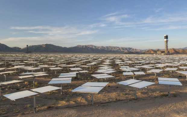 Impianto solare piu grande mondo