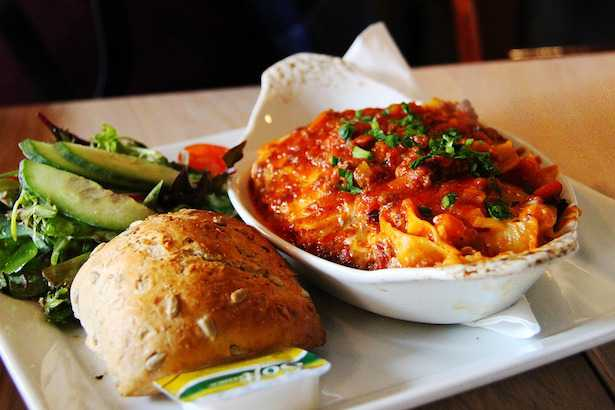 lasagne vegane ricette