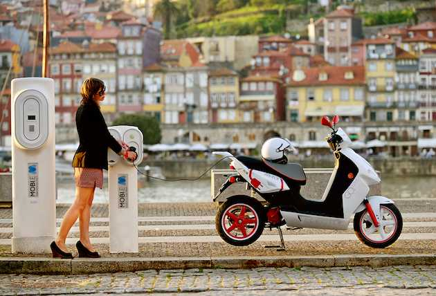 scooter elettrico govecs