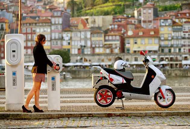 scooter elettrico govecs