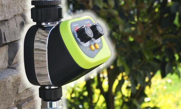 timer per irrigare l 39 orto idee green