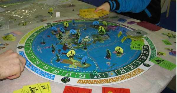 Tavoli Da Gioco Per Bambini : Ecologia un gioco da ragazzi ecogame naturae idee green