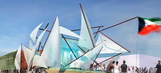 Expo 2015 - Kuwait - vele