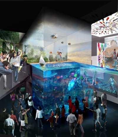 Expo 2015 Kuwait - percorso interattivo
