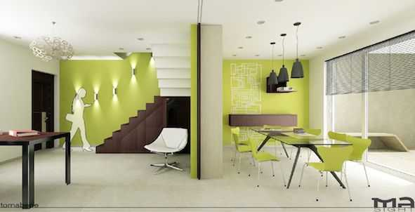 come rinnovare casa idee green