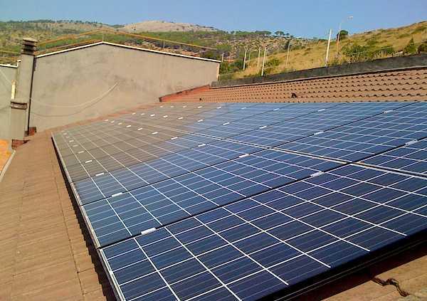 vendere fotovoltaico