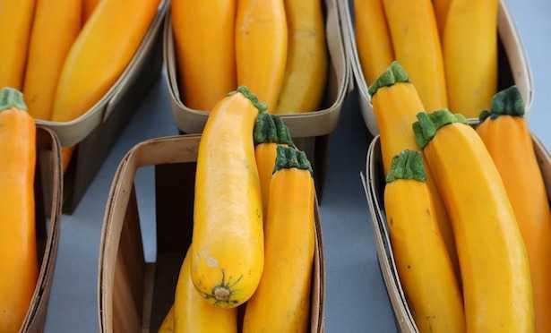zucchine gialle proprietà