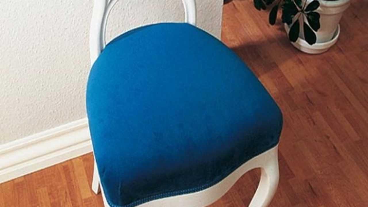 Come Tappezzare Un Muro come tappezzare una sedia con il fai da te - idee green