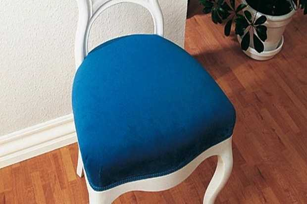 Come tappezzare una sedia con il fai da te idee green - Tappezzare sedia costo ...