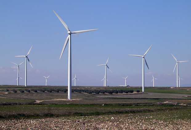 energia eolica italia