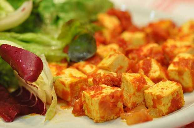 Come consumare il tofu
