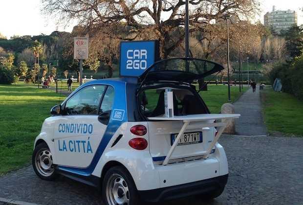 carsharing-car2go-firenze
