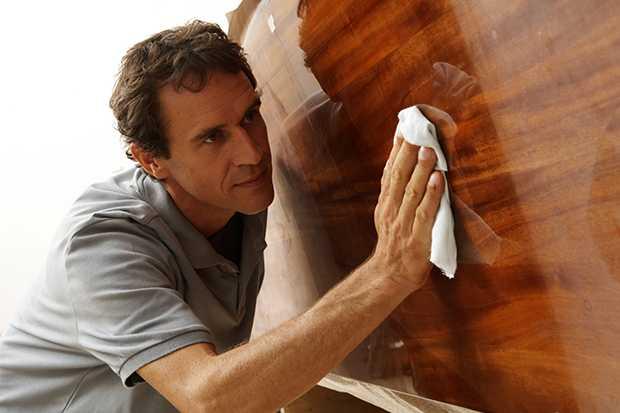 Come eliminare i graffi sul legno idee green for Domande per i costruttori di case