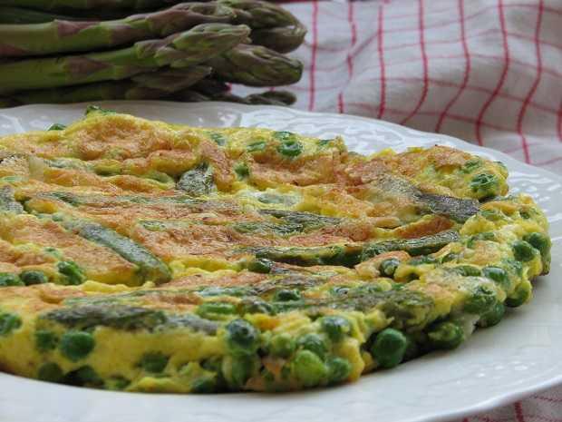come fare la frittata di asparagi
