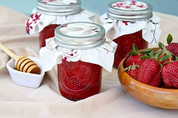 come fare la marmellata di fragole