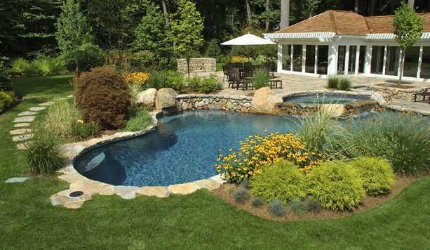 Idee per decorare giardino dal laghetto al tetto verde idee green - Idee per abbellire casa ...