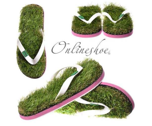 Infradito Green