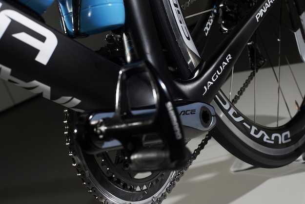 bicicletta jaguar