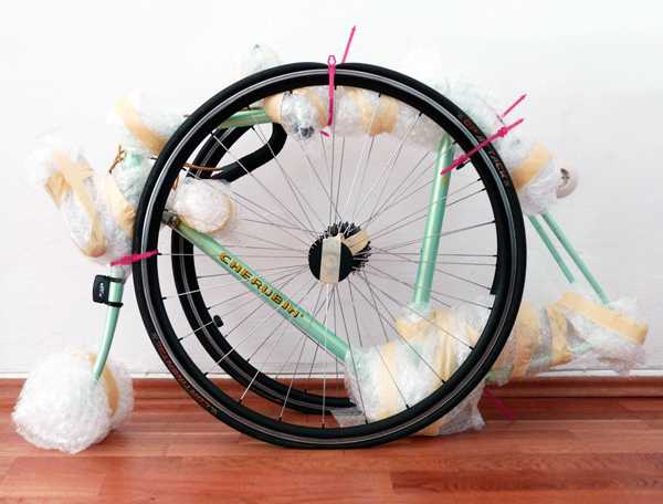 imballare-la-bici