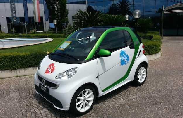 Smart elettrica usato garantito idee green - Auto usate porta portese ...