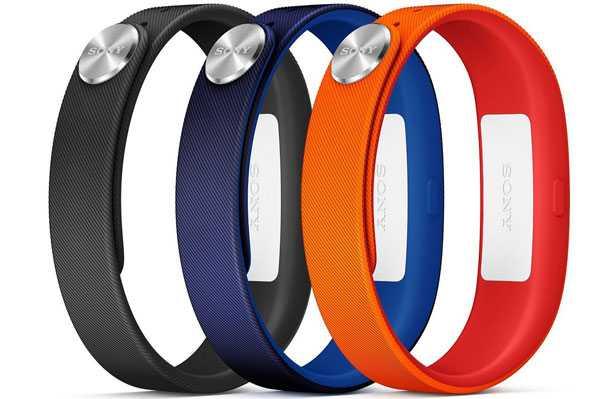 Sony Smartband Colori