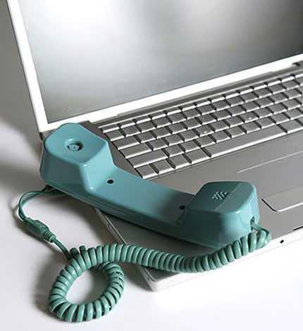 ADSL-telefono