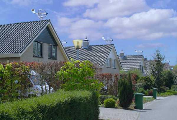 Energia eolica sul balcone, consigli e turbine - Idee Green