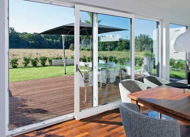 Risparmio energetico con infissi idee green - Doppi vetri per finestre ...