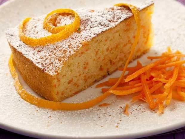 Risultati immagini per torta carota e mandorle