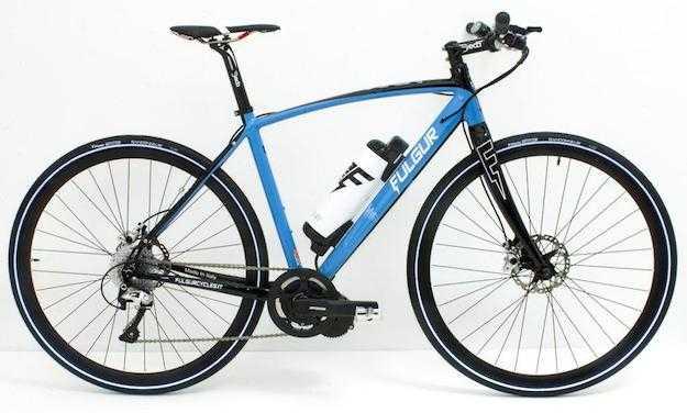 Bicicletta elettrica pi leggera per pedalare senza for Bici elettrica assistita