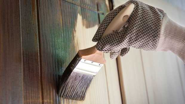 come sverniciare il legno