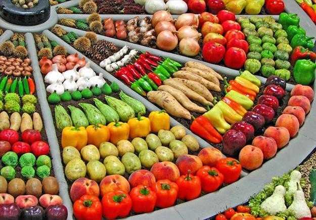 dieta dei colori
