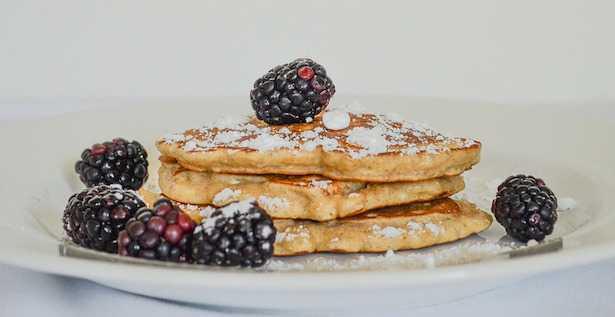 pancake vegan pancake senza glutine ricetta