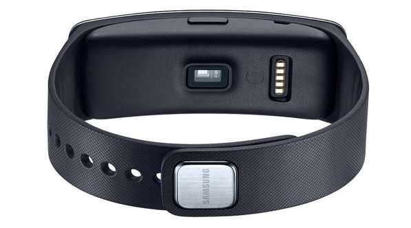 Samsung Gear Fit sensori
