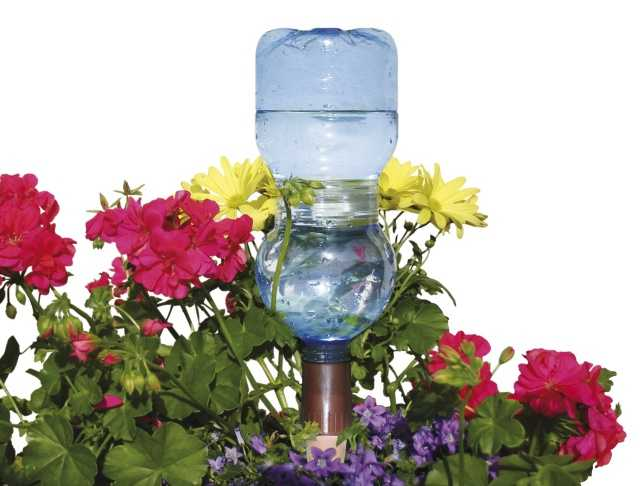 irrigatore a bottiglia