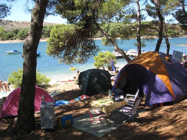 Cosa serve in campeggio
