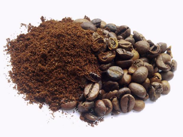 riciclare fondi caffè