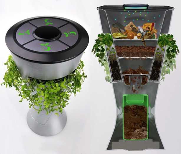 Best Compostiera Da Terrazzo Pictures - Idee Arredamento Casa ...
