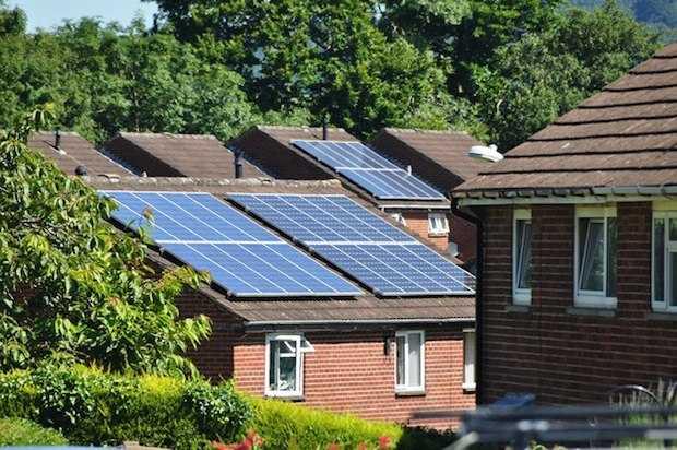 fotovoltaico impianto domestico