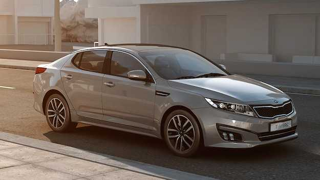 kia optima ibrida