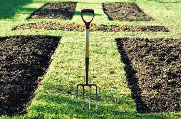 rendere terreno fertile