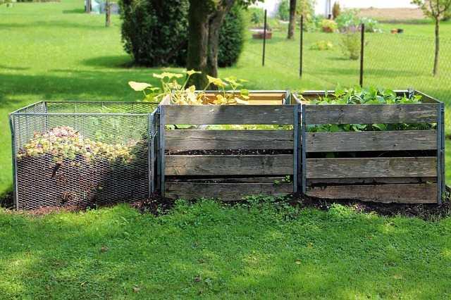Come si fa il compost domestico