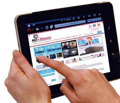 Come navigare gratis con il tablet